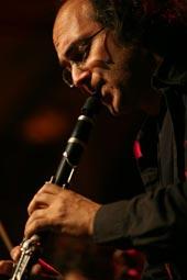 Bernd Ruf - clarinet